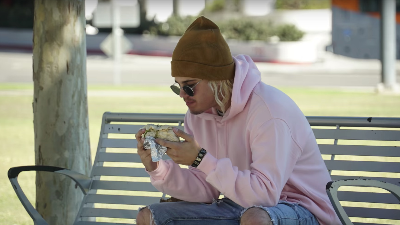 The bizarre Justin Bieber burrito incident reminds us not to believe  everything online - The Verge d3c07b4f25345