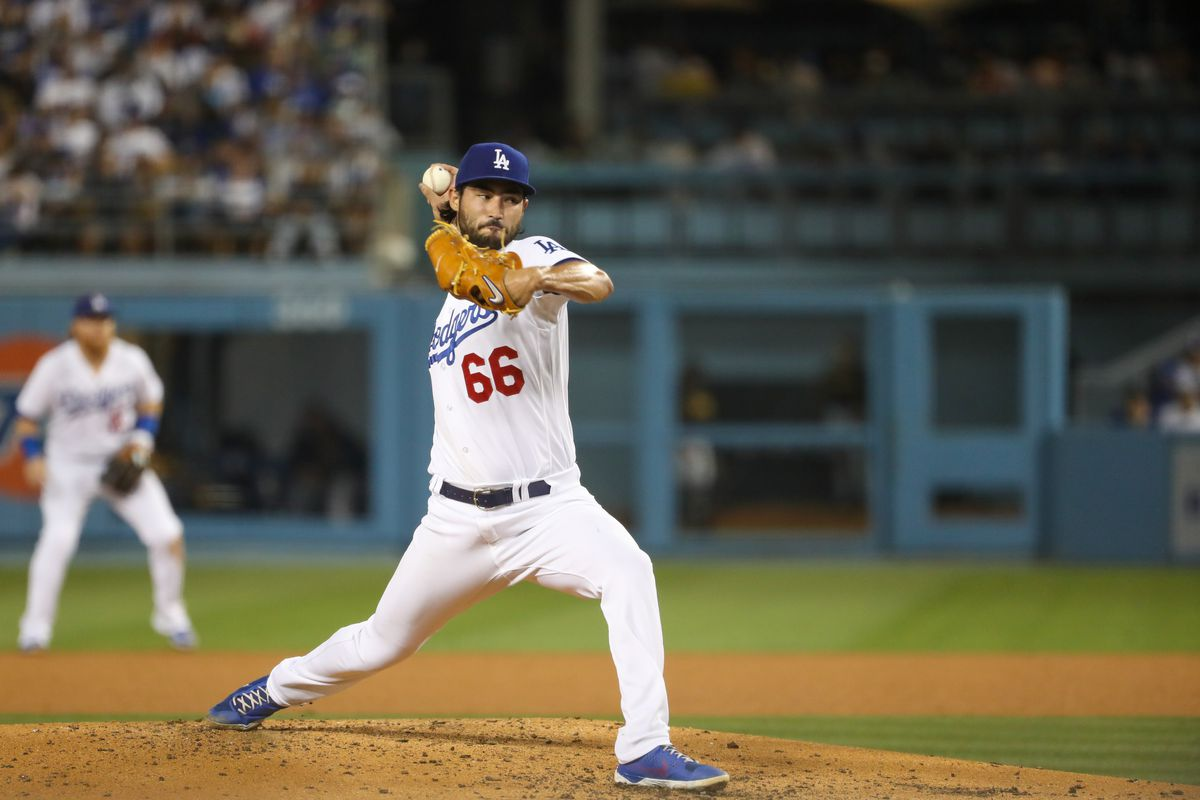 MLB: AUG 18 Pirates at Dodgers