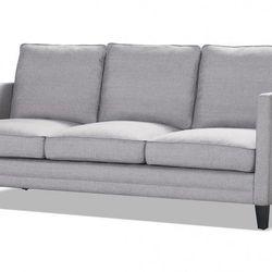 "Interior Define x The Everygirl ""Lucy"" sofa, $1,100"