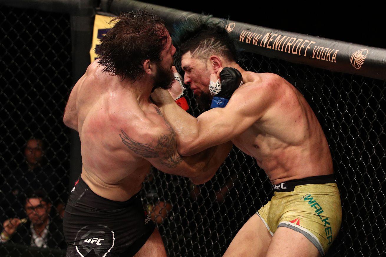 UFC Fight Night: Walker v Krylov