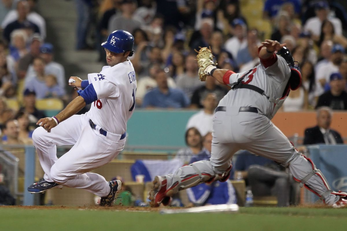 The Dodgers have had to scratch and claw for every run so far in this series.