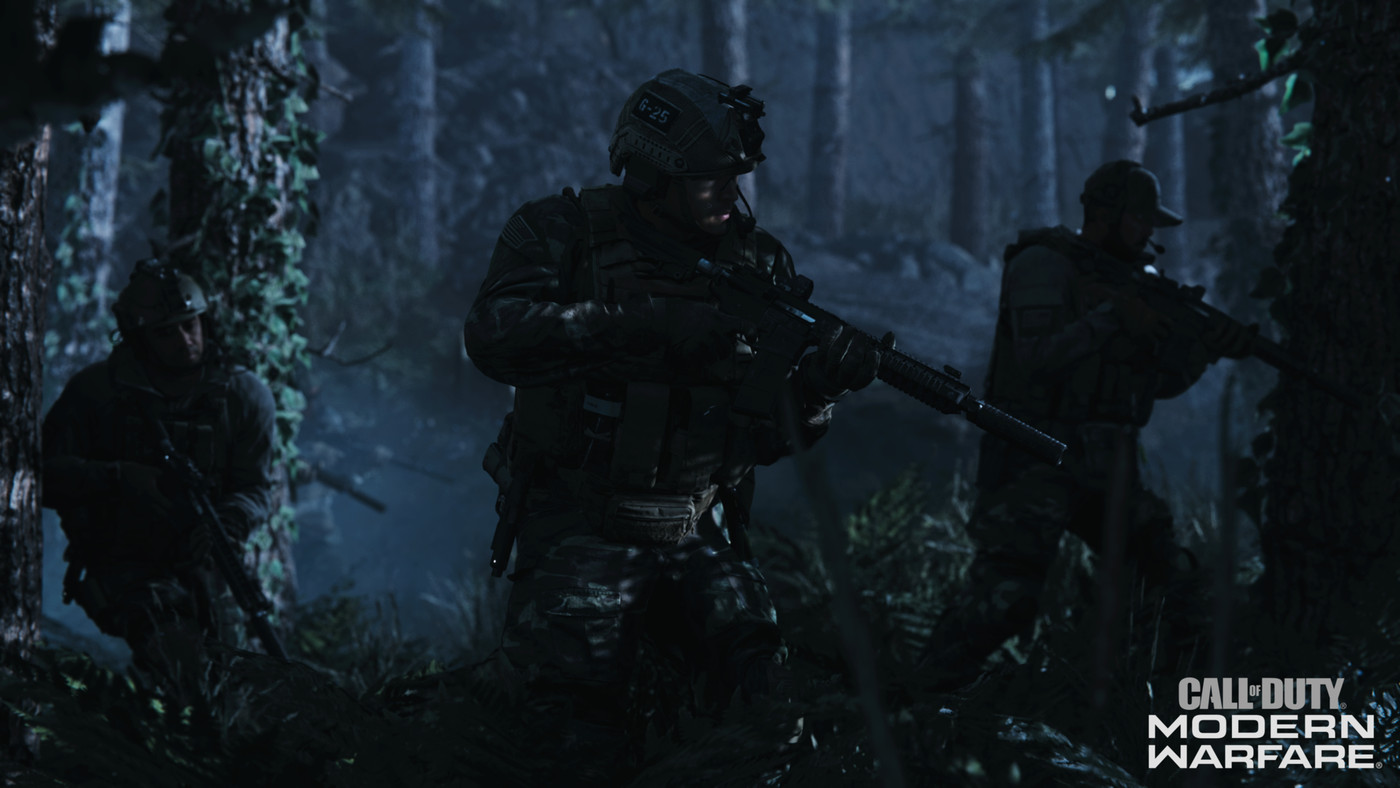 Call of Duty: Modern Warfare review: can a blockbuster