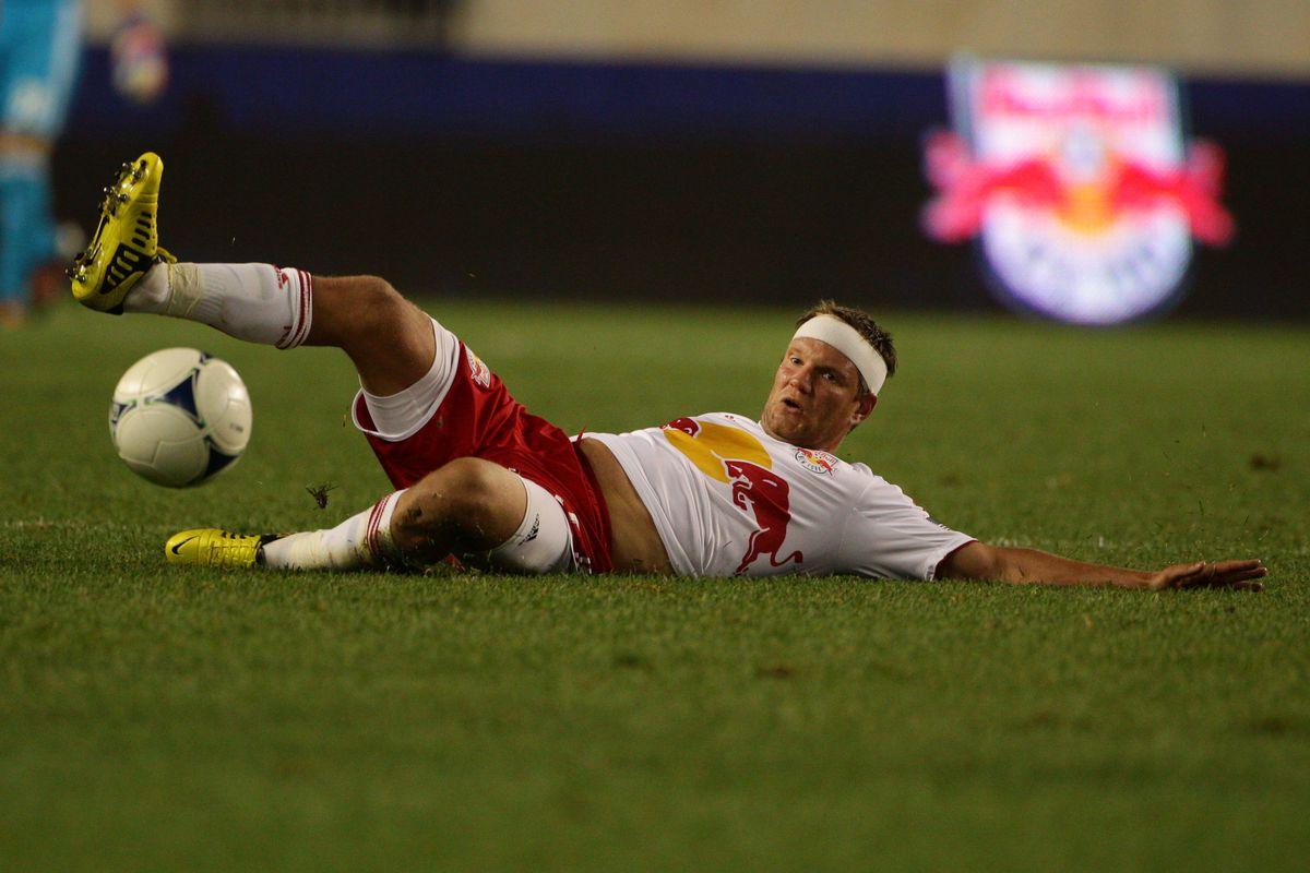 Soccer - MLS - Red Bulls vs. Sporting KC