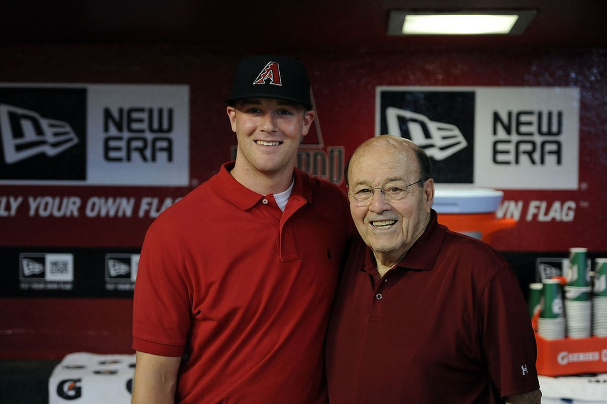 In 2011, we chose Archie Bradley with our first-round pick. Who will it be this year?