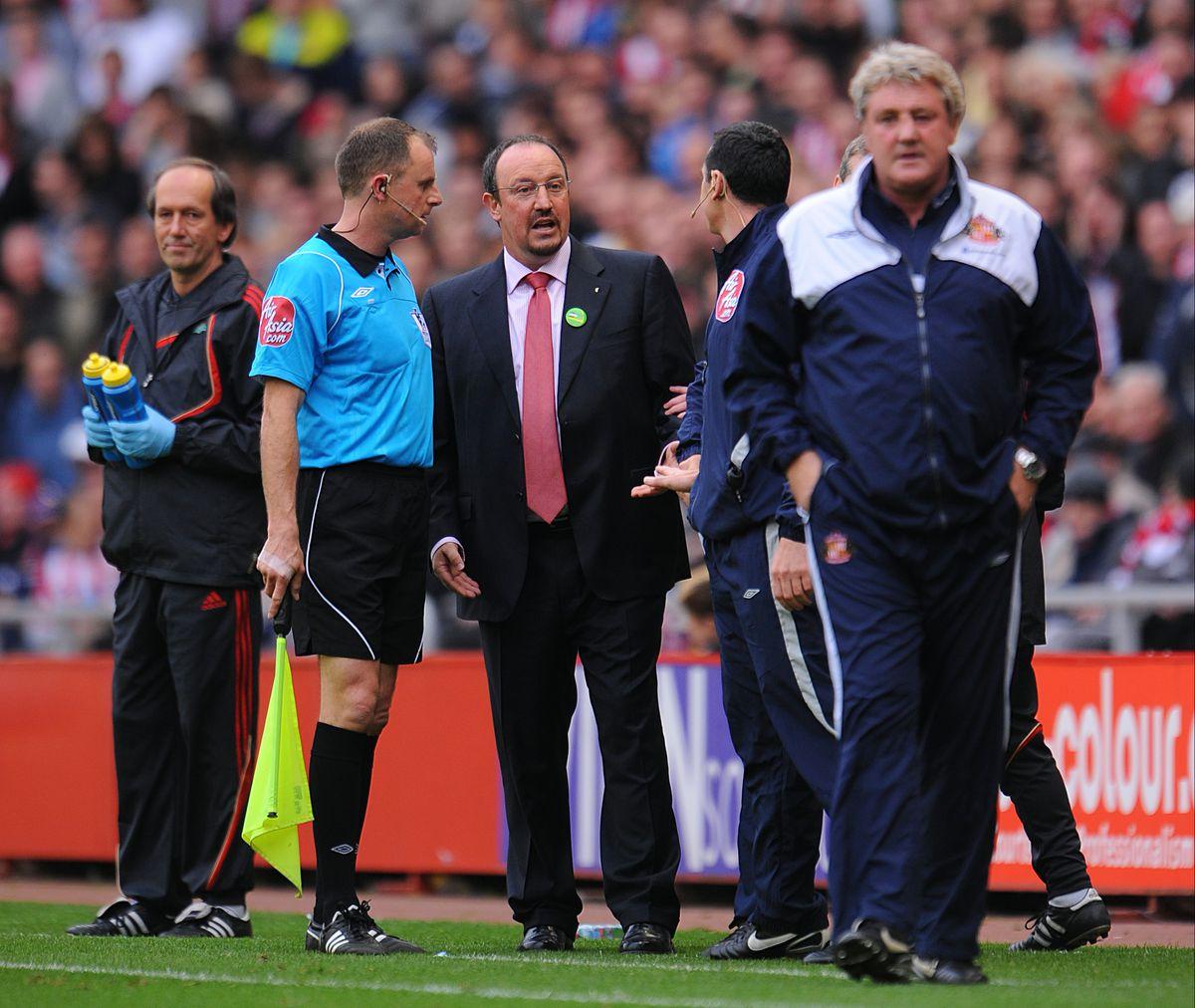 Soccer - Barclays Premier League - Sunderland v Liverpool - Stadium Of Light