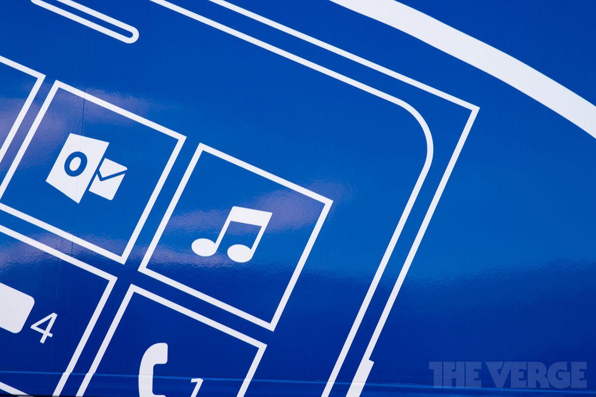 Windows Phone stock