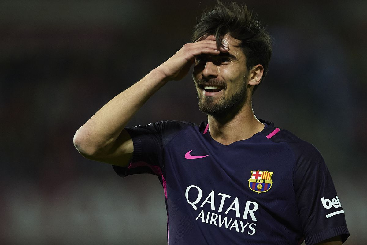 Ac Milan And Andre Gomes Are A Match Made In Heaven The Ac Milan Offside