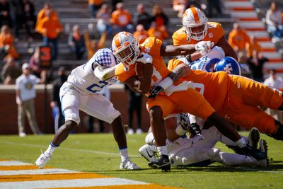 Kentucky vs Tennessee