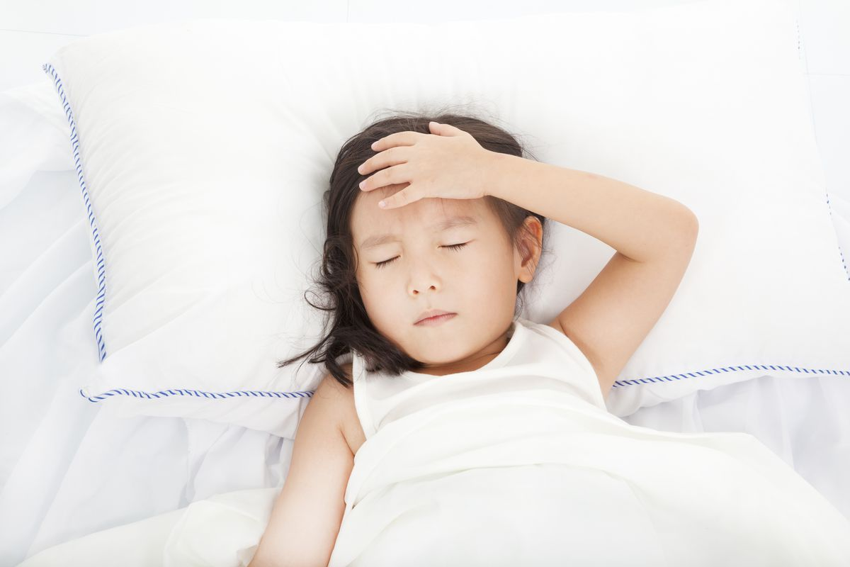 Why parents of young children get sick more often - Vox