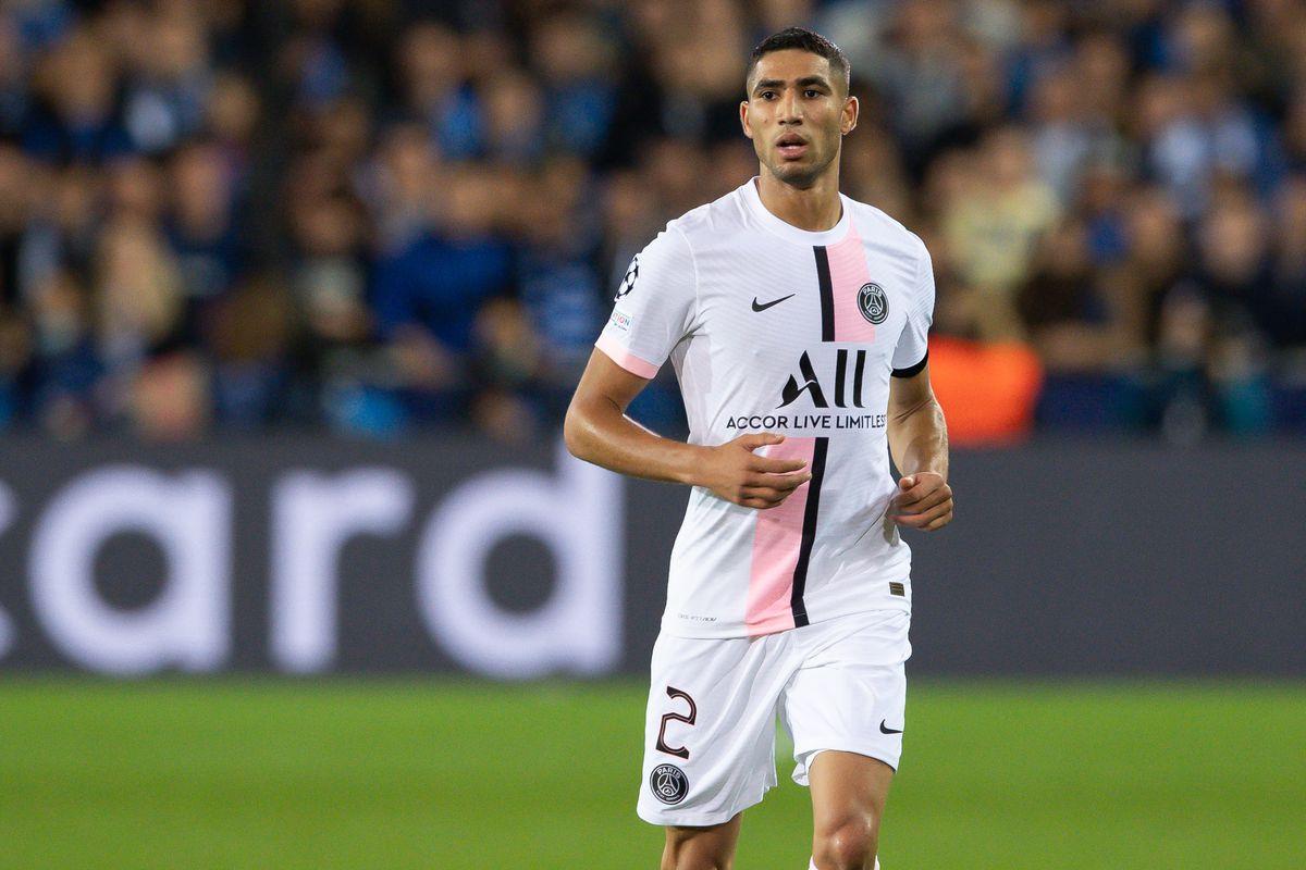 Club Brugge KV v Paris Saint Germain - UEFA Champions League