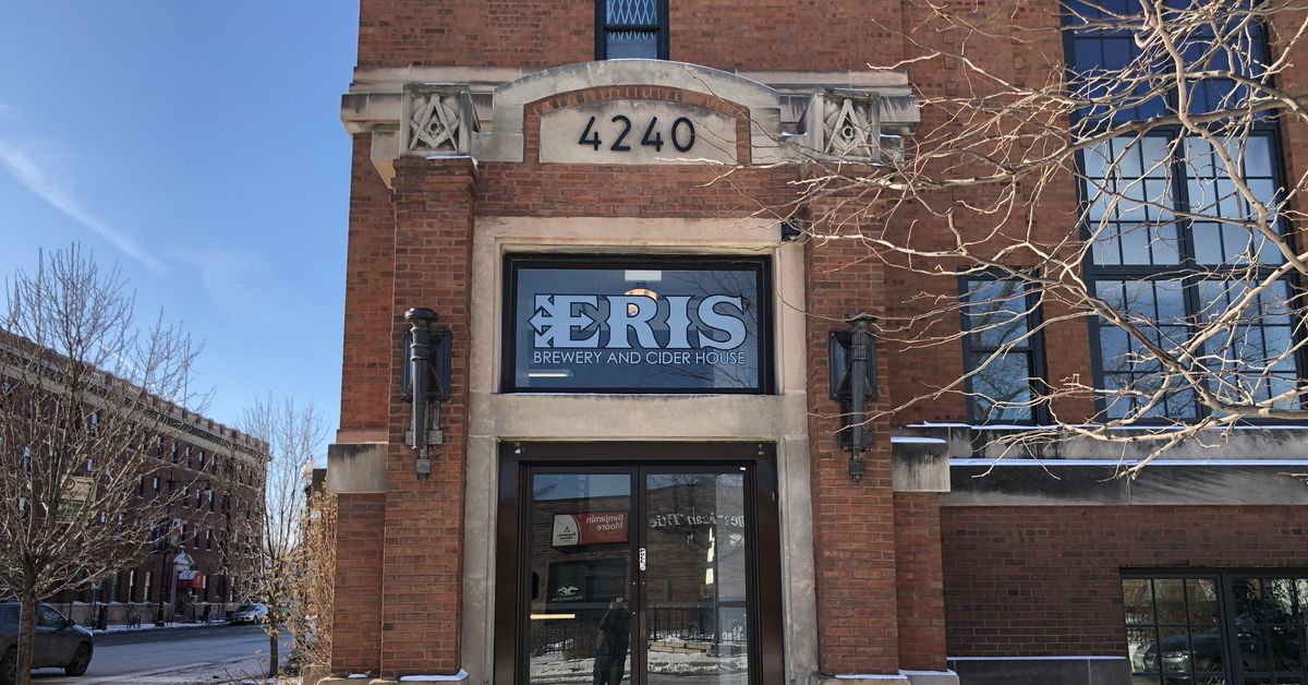 Eris Chicago S First Cider House Could Open Next Week