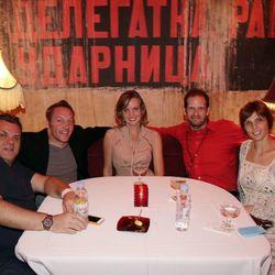 Francois Payard at Vodka & Caviar at Vegas Uncork'd. Photo: Isaac Brekken