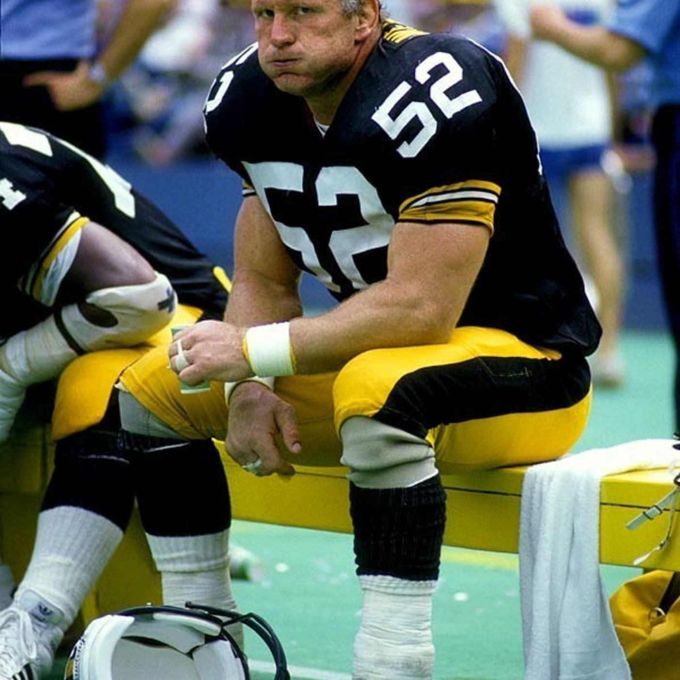 56e3e13bb Steelers Mike Webster gave his all every time he played