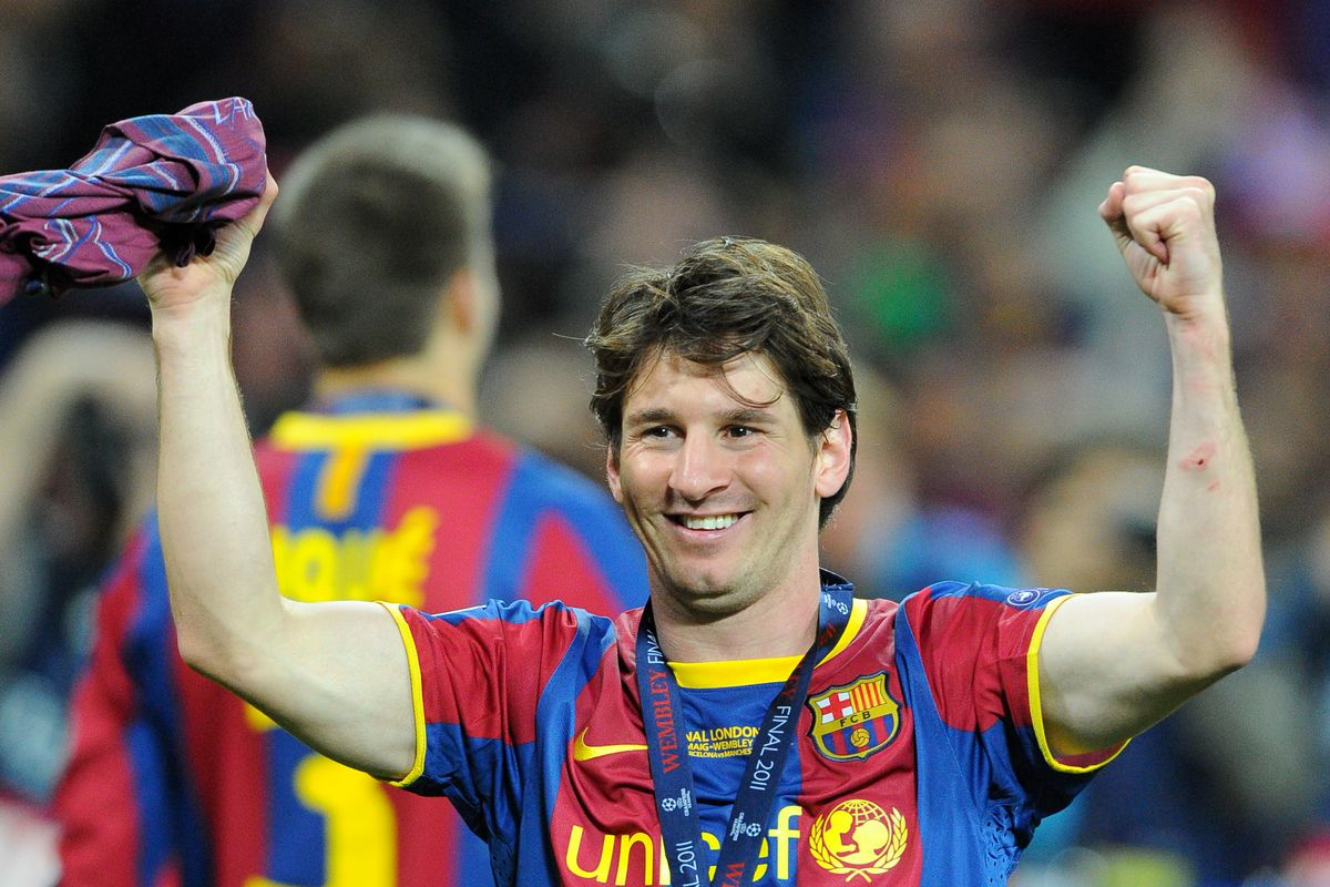 Soccer - UEFA Champions League Finals 2011 - Barcelona FC vs. Manchester United