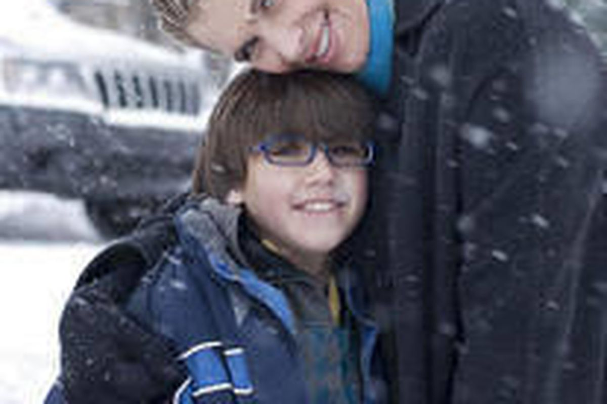 """Kristy Swanson and Kevin Lee Herring star in the Hallmark Channel\'s \""""A Christmas Wish,\"""" which was filmed in Utah."""