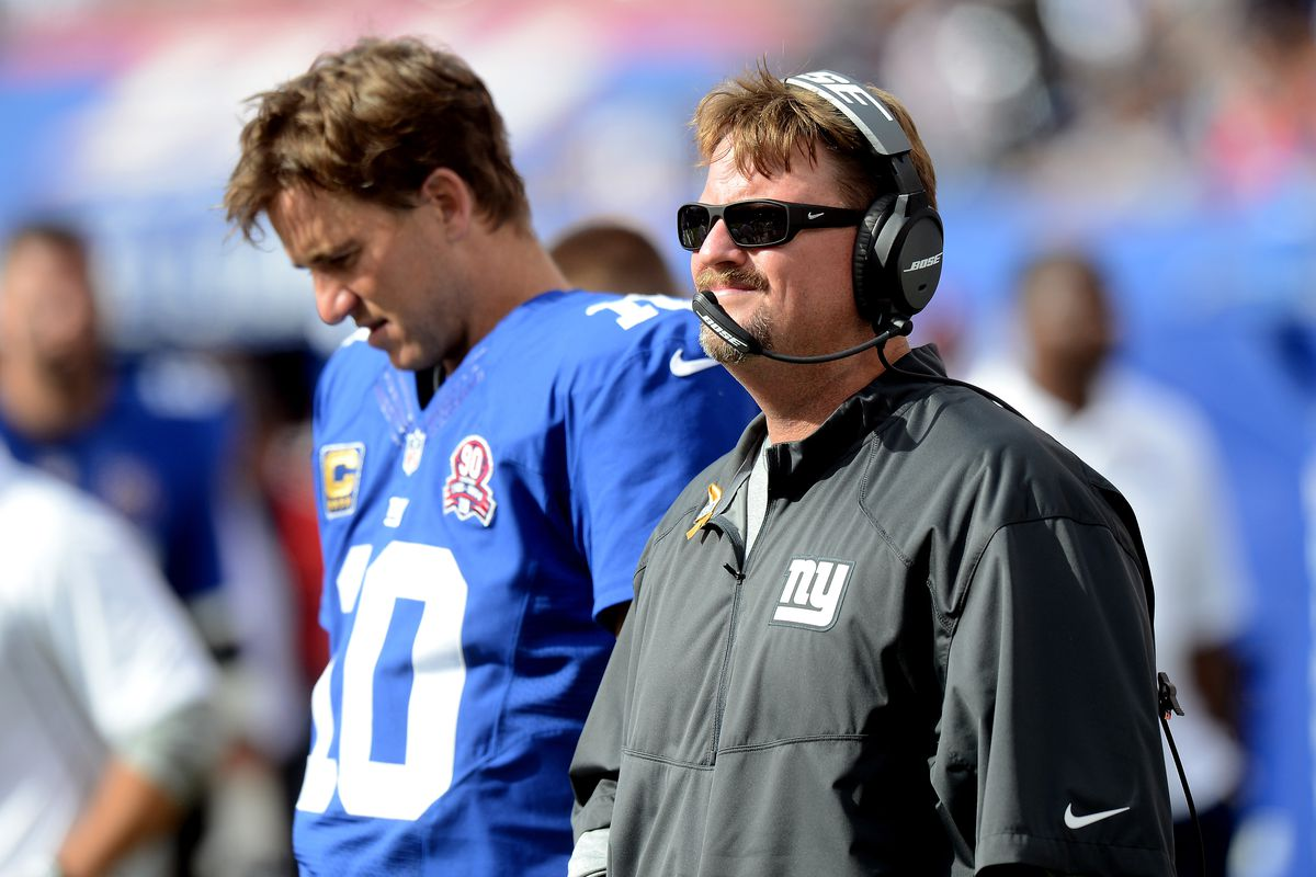 New York Giants QB Eli Manning near tears after demotion