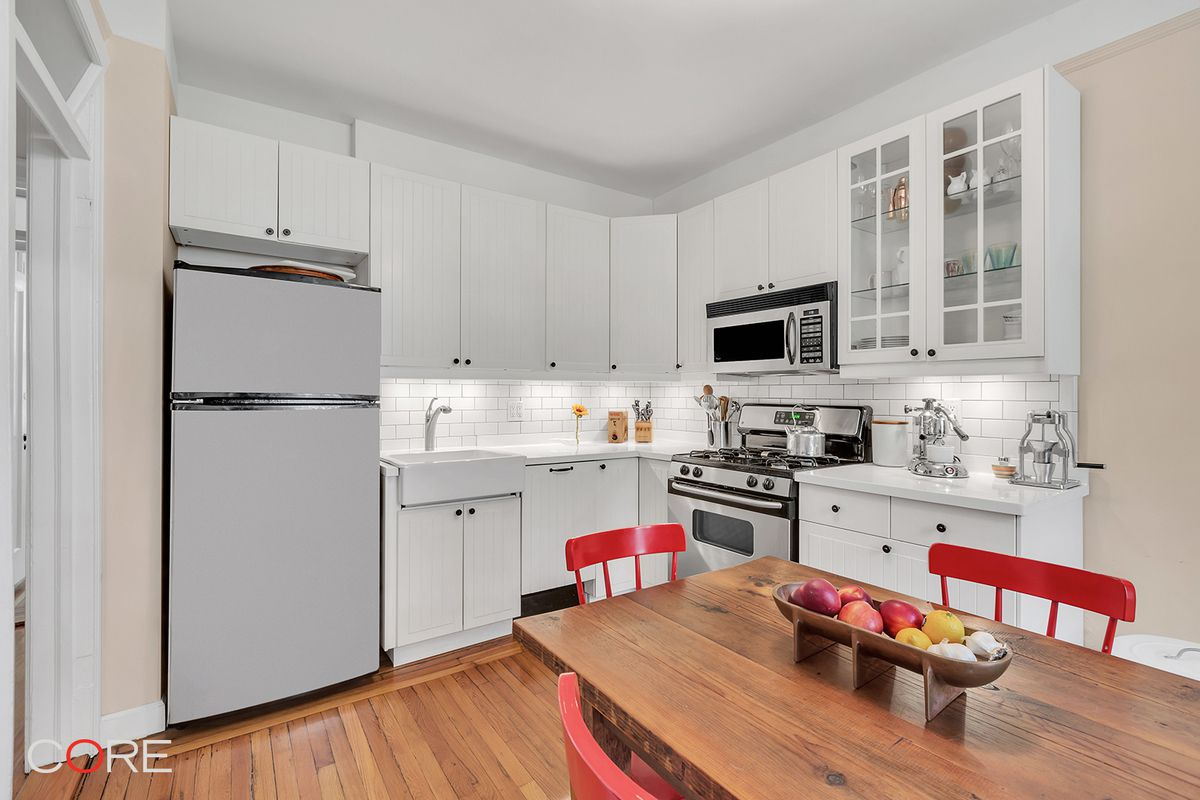 For under $400K, a big and bright Jackson Heights co-op in a ...