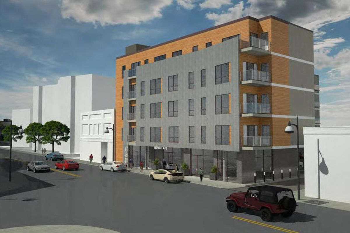 dorchester apartment building would add 20 units to ashmont area