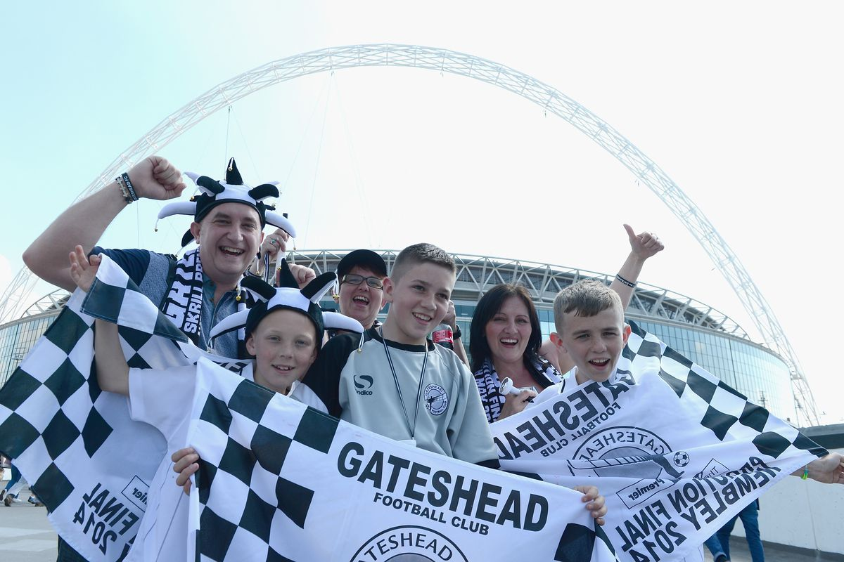 The Heed fell short in Wembley.