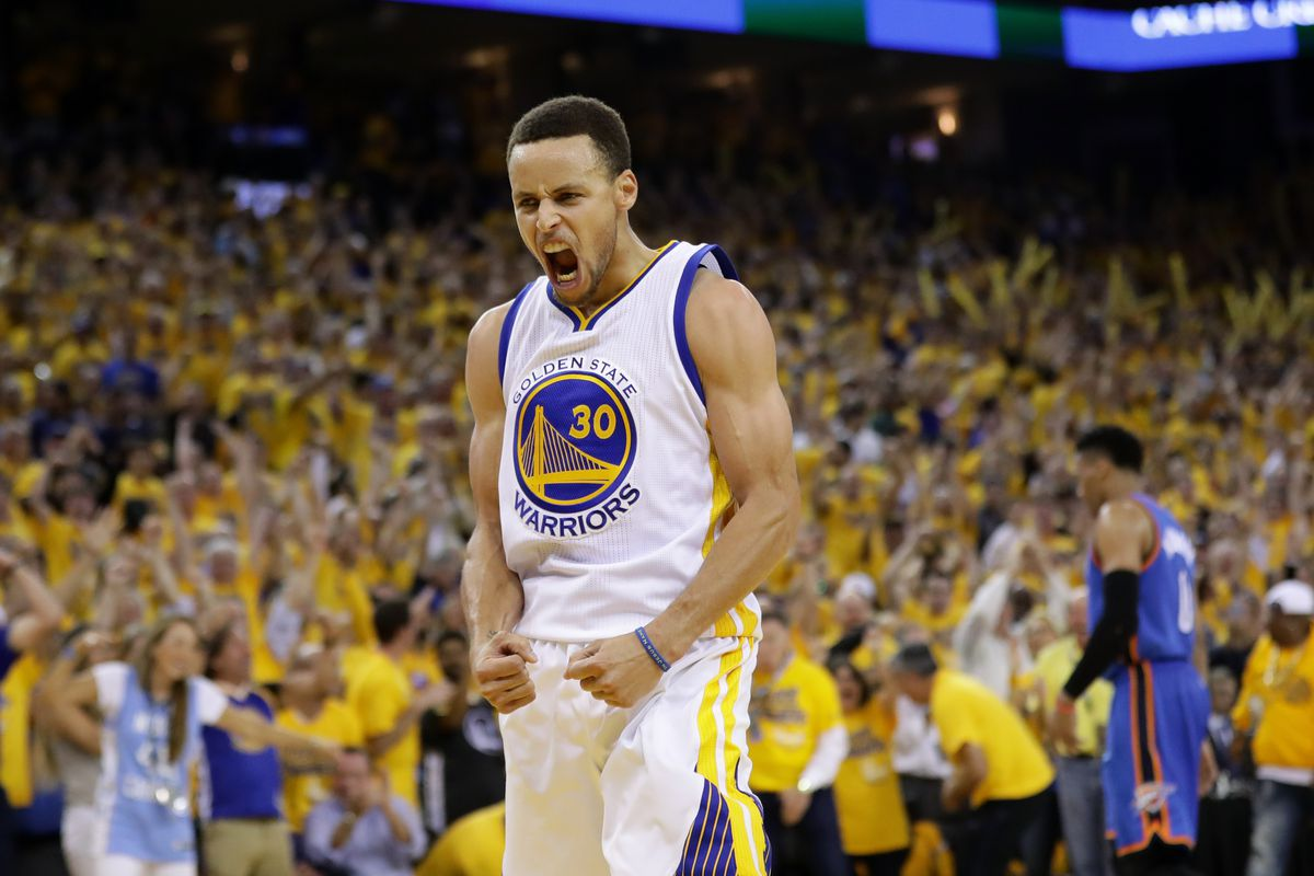 Warriors vs. Thunder Game 7 final score: Stephen Curry, Klay Thompson lead Golden State to 96-88 ...