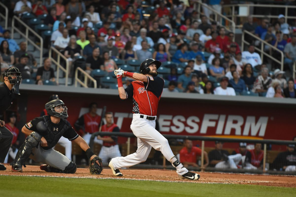 David Dahl helped ignite the Isotopes' second-half surge that nearly propelled the team to the playoffs.