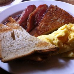 """Breakfast at Prime Meats by <a href=""""http://www.flickr.com/photos/536/5031409684/in/pool-29939462@N00/"""">536</a>"""