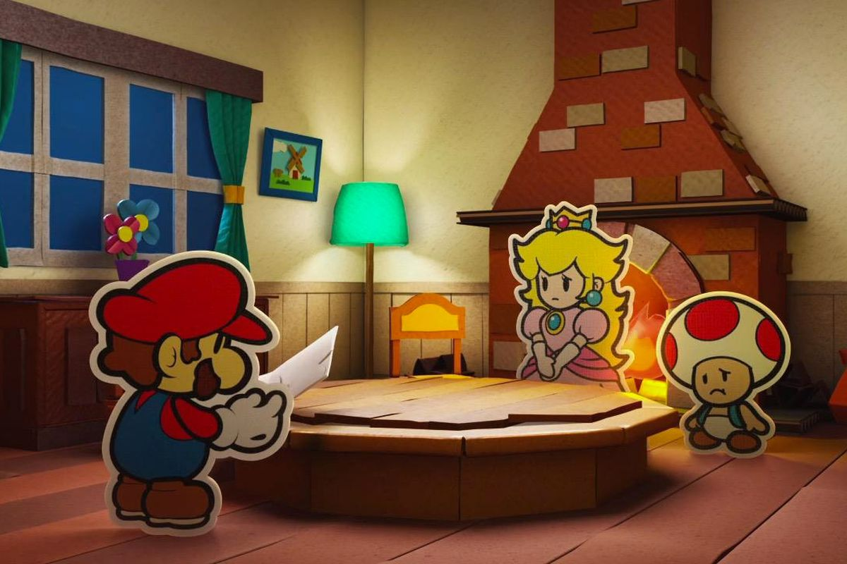 Report Paper Mario Color Splash Leaks In Full Two Weeks Ahead Of