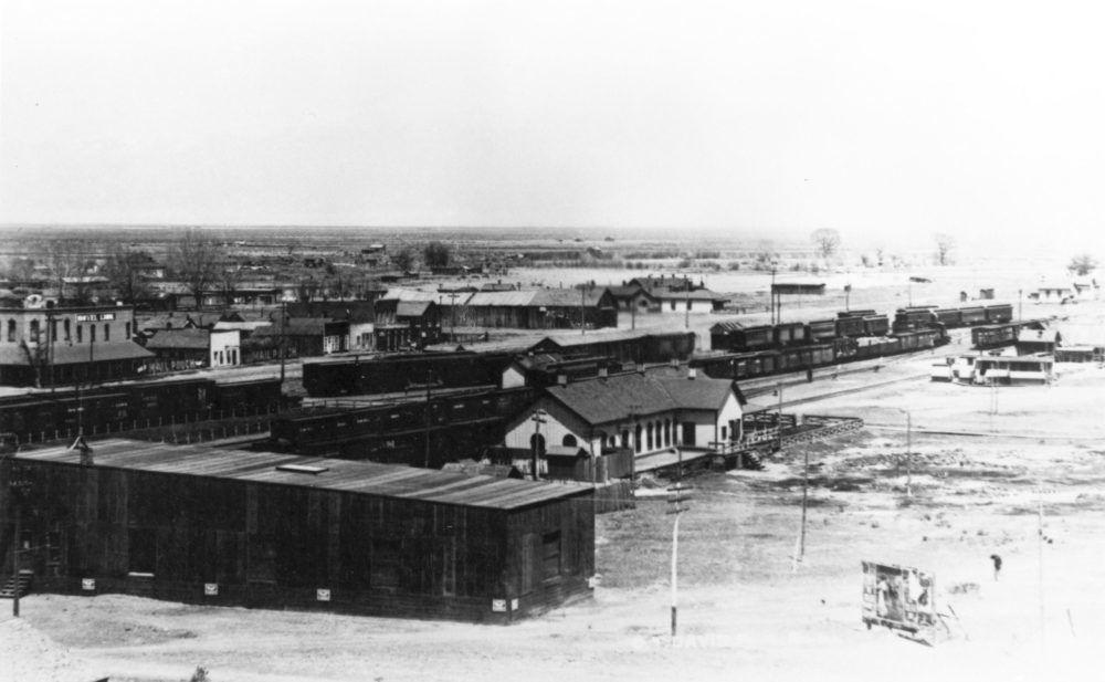 Alamosa in 1907.