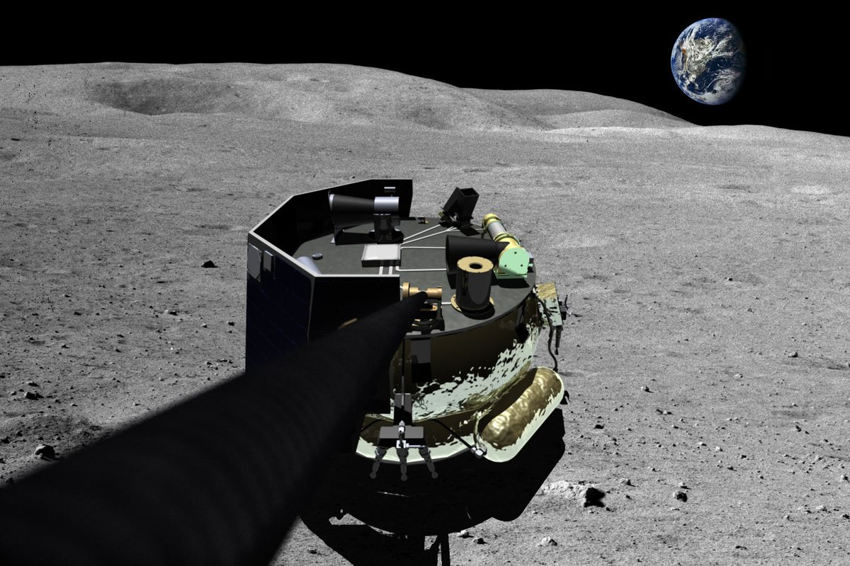 The Google Lunar X Prize Team That Wants To Mine The Moon