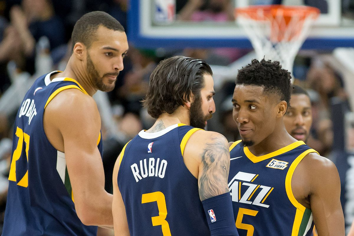 bb684584ae63 Donovan Mitchell is leading the Utah Jazz out of obscurity - SLC Dunk