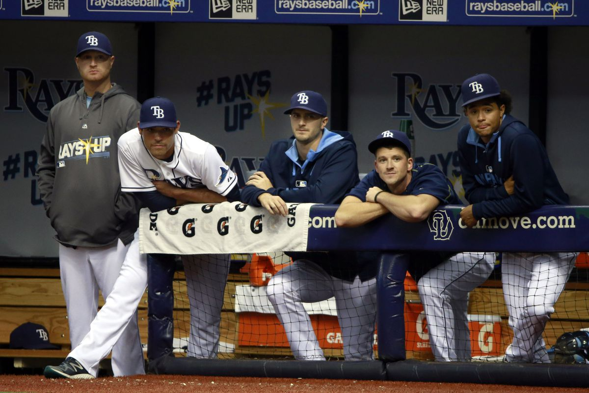 Tampa Bay's rotation could be as healthy as it's going to get in 2015