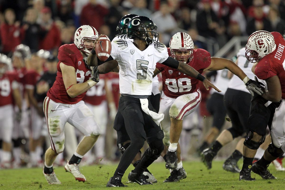 Stanford vs. Oregon preview: Cardinal face Ducks with Pac ...