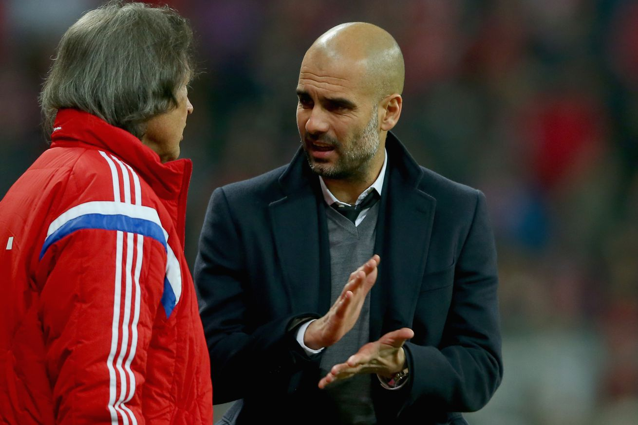 Dr. Hans-Wilhelm Muller-Wohlfahrt says Guardiola hampered his medical advice at Bayern