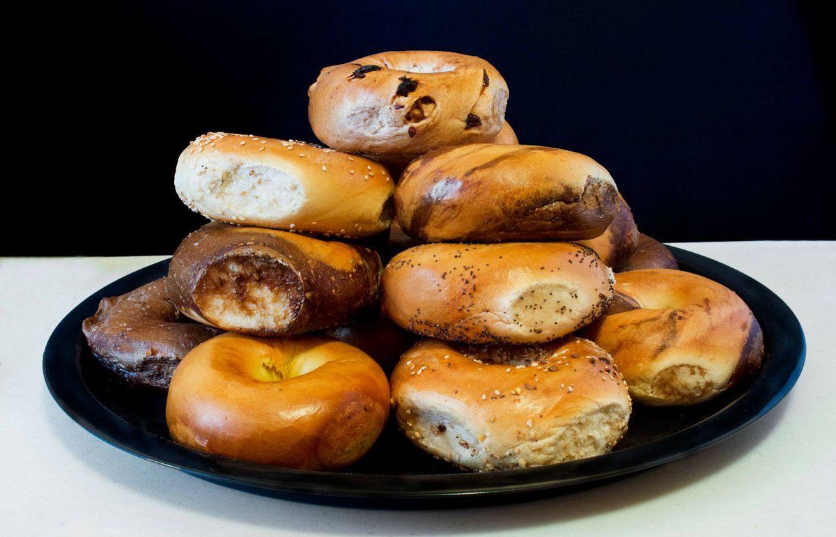 Bagels from Rosenfeld's