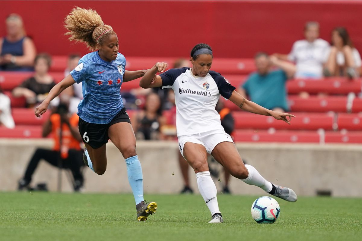 NC Courage 1 - 2 Chicago Red Stars: Discontinuity and