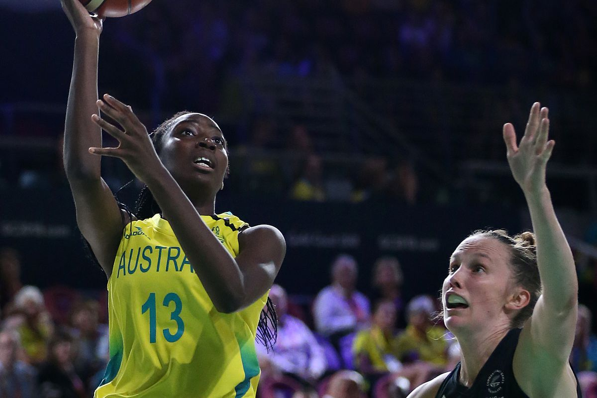 Basketball - Commonwealth Games Day 9