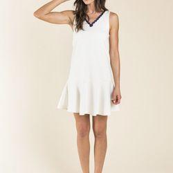 "<a href=""Capri Dress, $148, http://buckleyk.com/shop/capri-dress"">The Capri Dress</a>, $148"