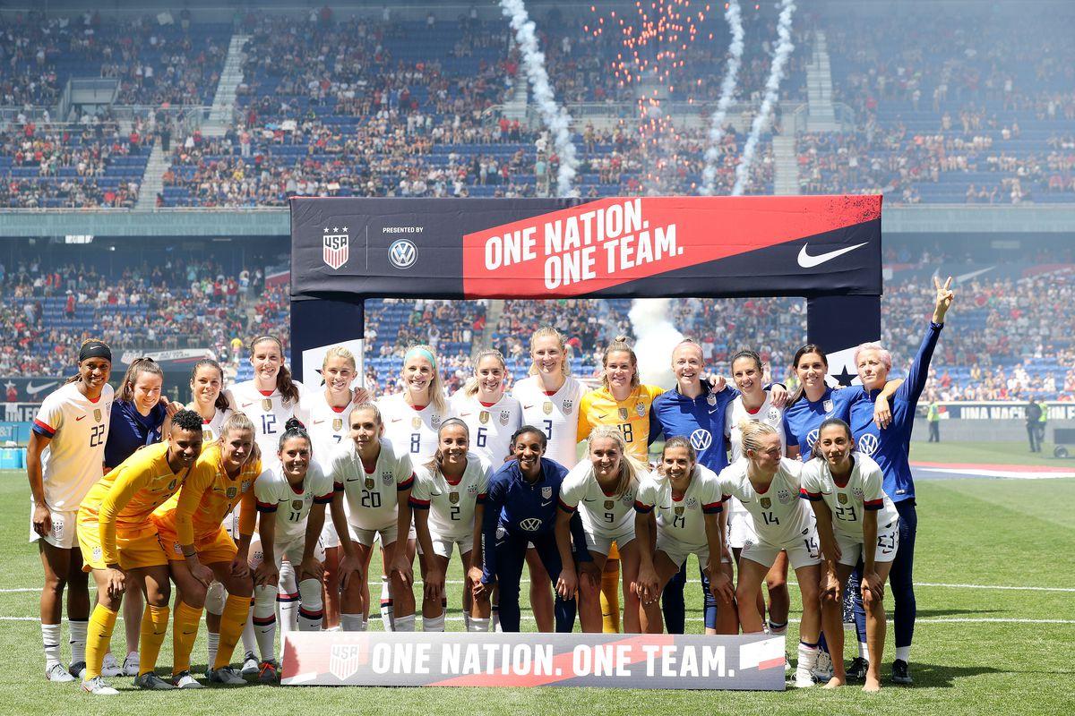 Usa Vs Thailand Womens World Cup 2019 Live Stream Time Tv