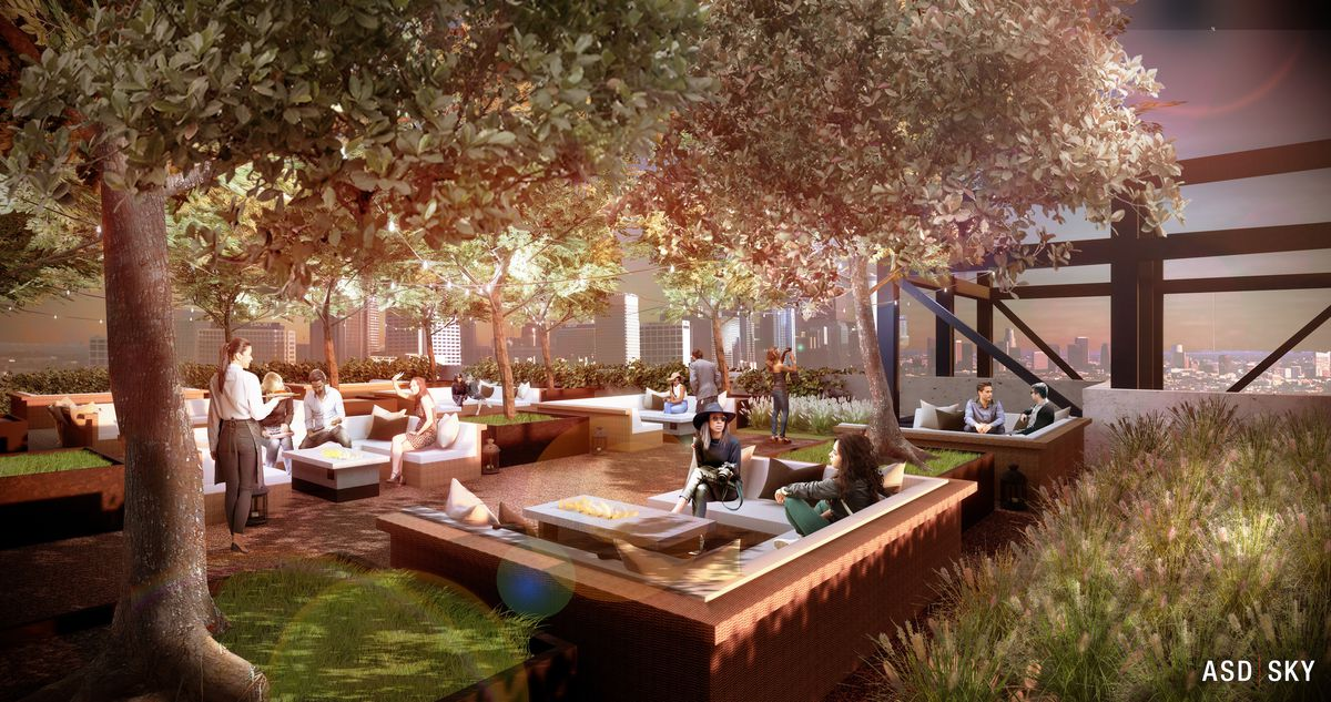 Vision Unveiled For Ultimate Rooftop Experience Eatery