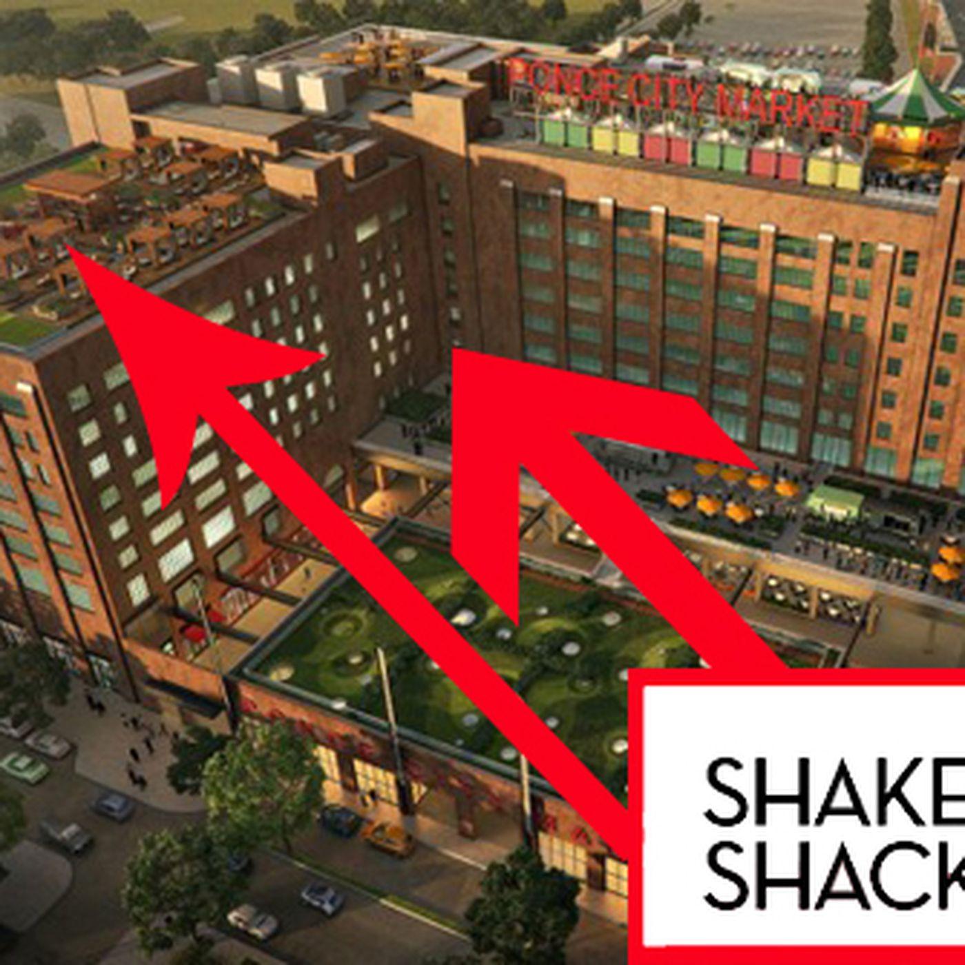 Will Atlanta Get Not One but Two Shake Shacks? - Eater Atlanta