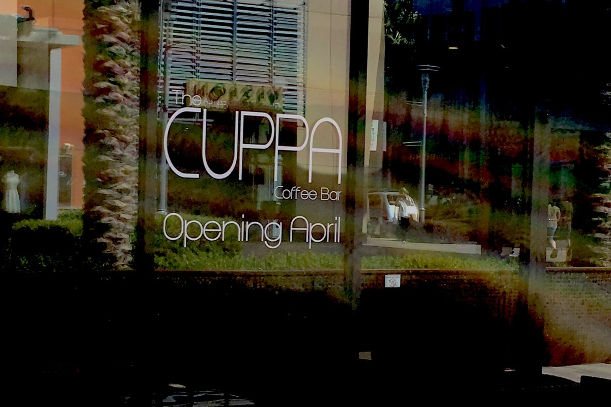 The Cuppa Coffee Bar