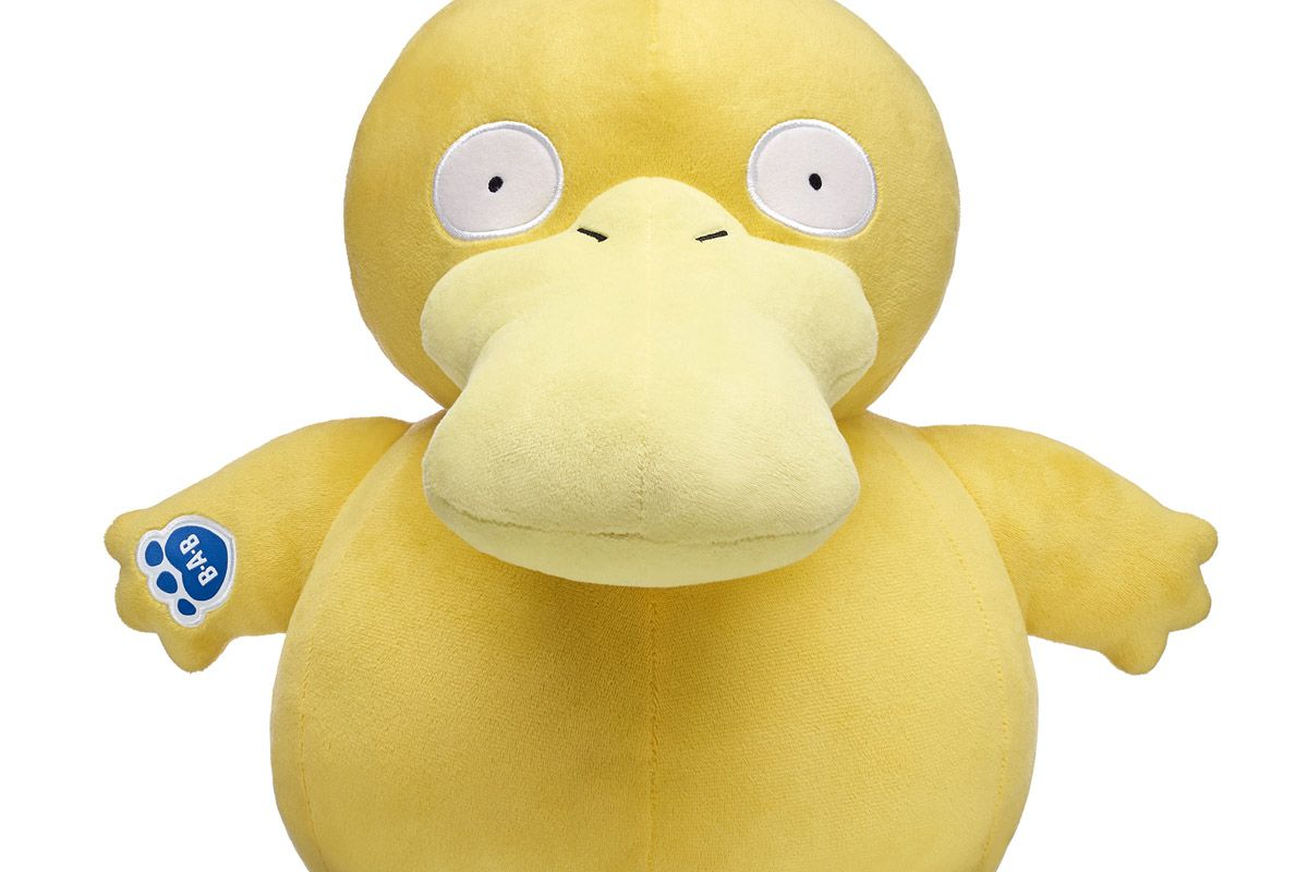 You Can Now Build A Psyduck To Bring To Detective Pikachu The Verge