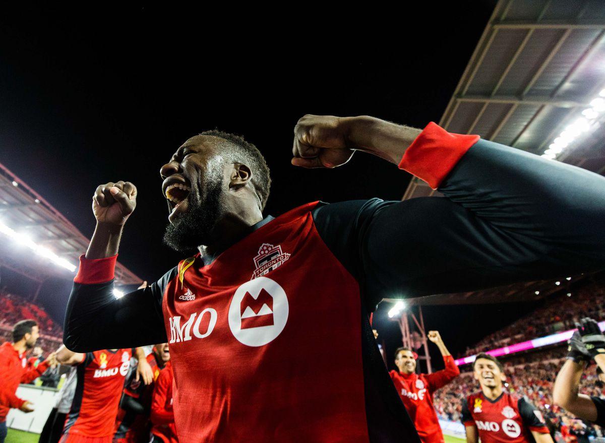 MLS: New York Red Bulls at Toronto FC