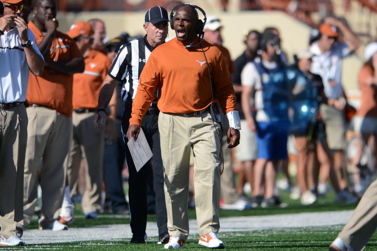 Charlie Strong (GettyImages)