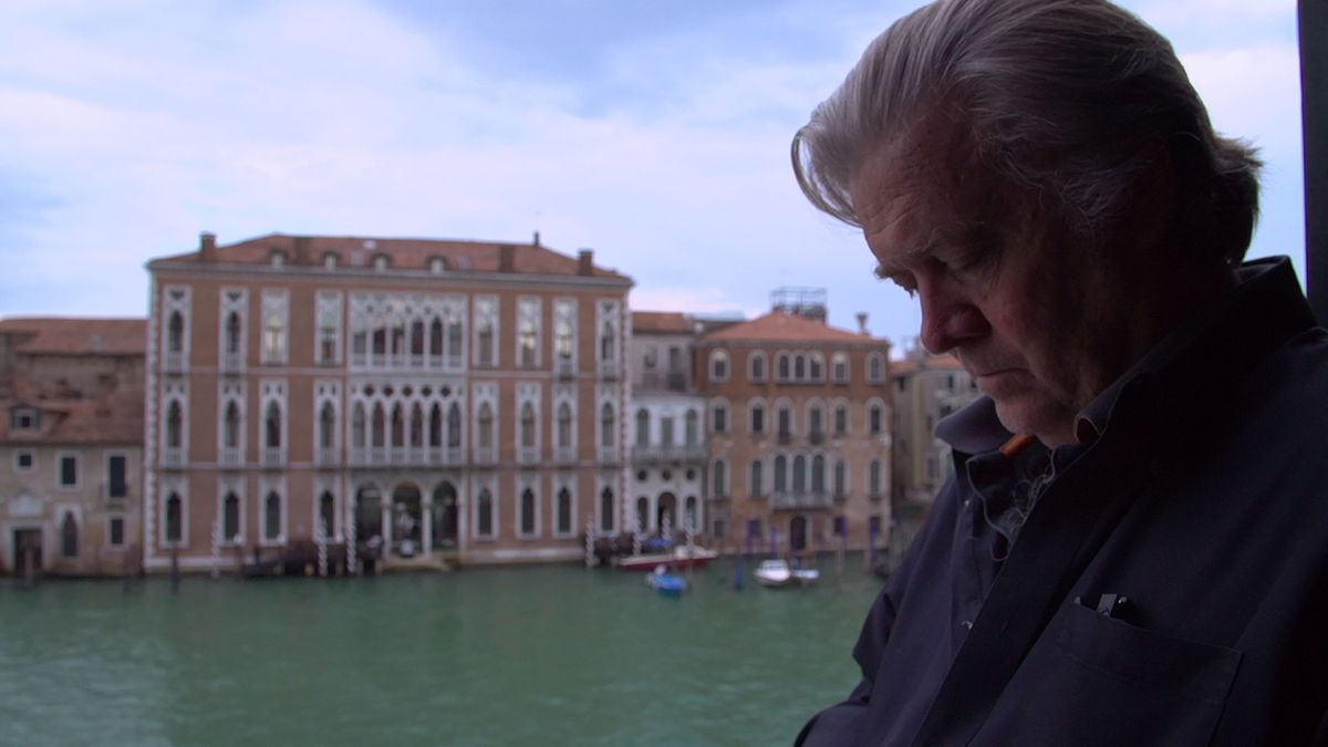 Bannon in The Brink.