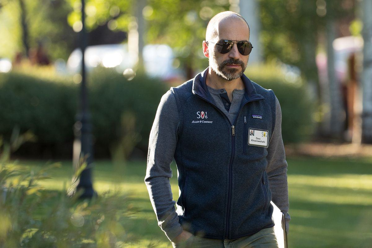 Uber said to hand chief exec spot to Expedia's Khosrowshahi