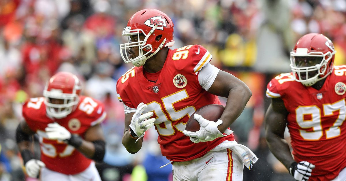 What the Chiefs could get in return for Chris Jones might be less than we think