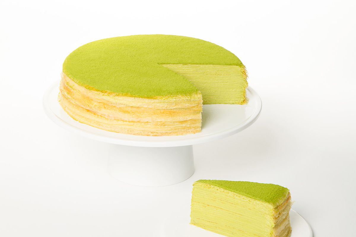 Lady M's cakes
