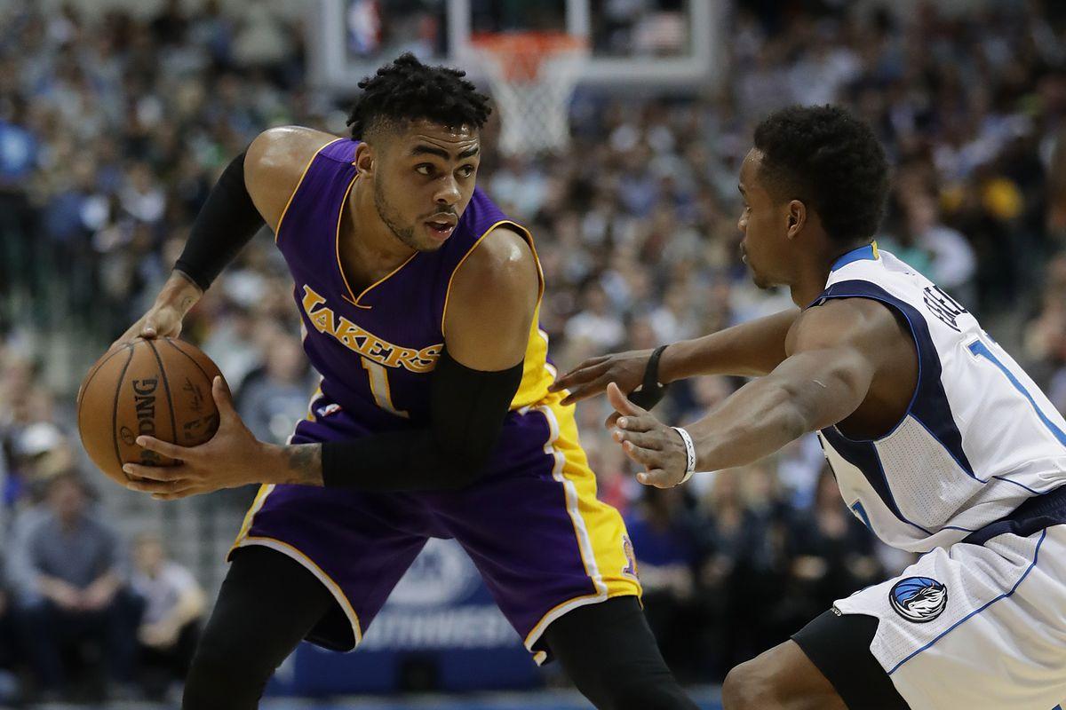 Los Angeles Lakers v Dallas Mavericks