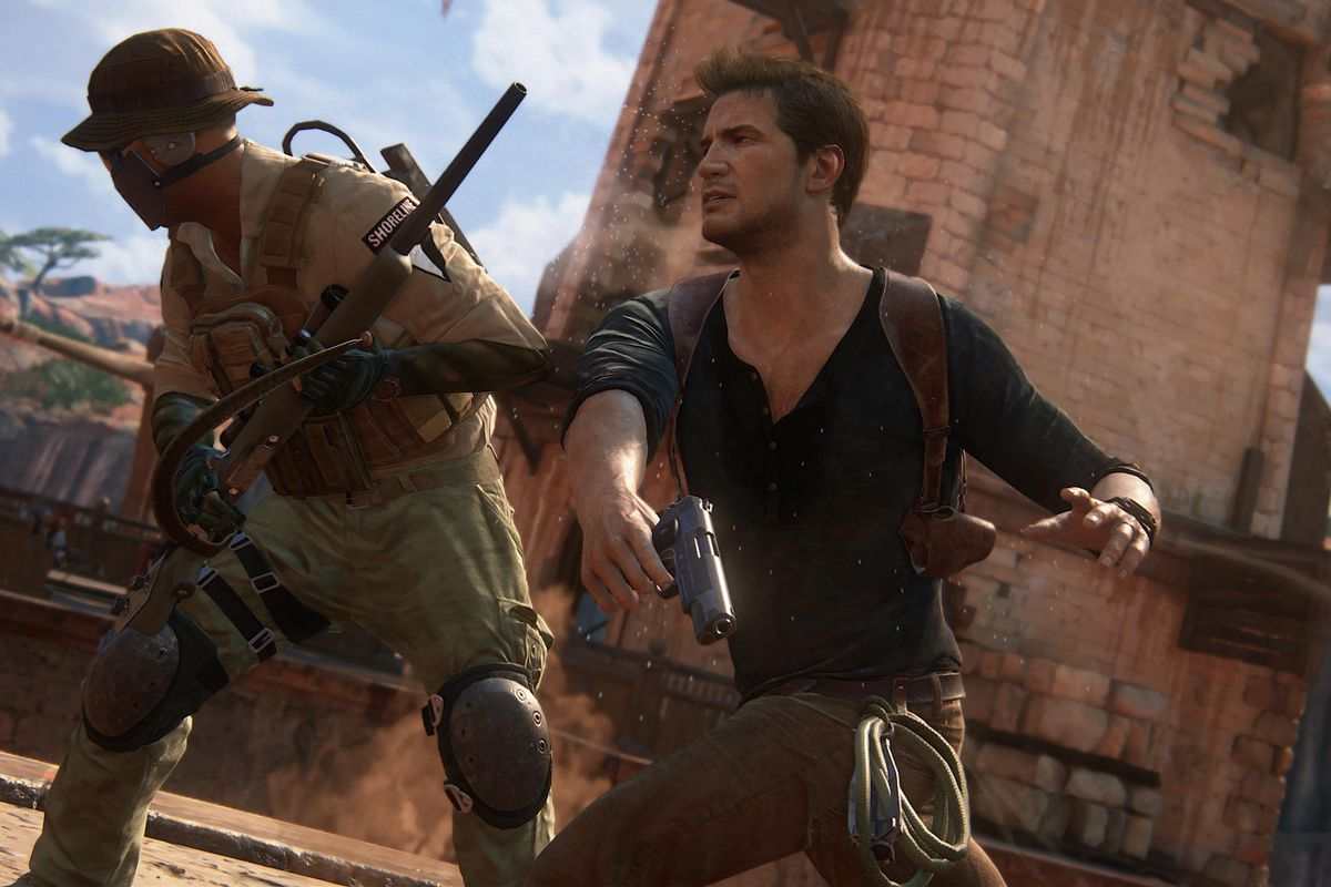 Sony S Uncharted Movie Loses Director Dan Trachtenberg Polygon